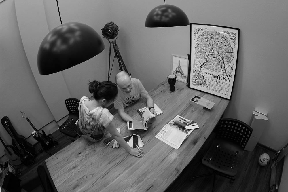 Бизнес в «кривых»: история развития студии DesignBand