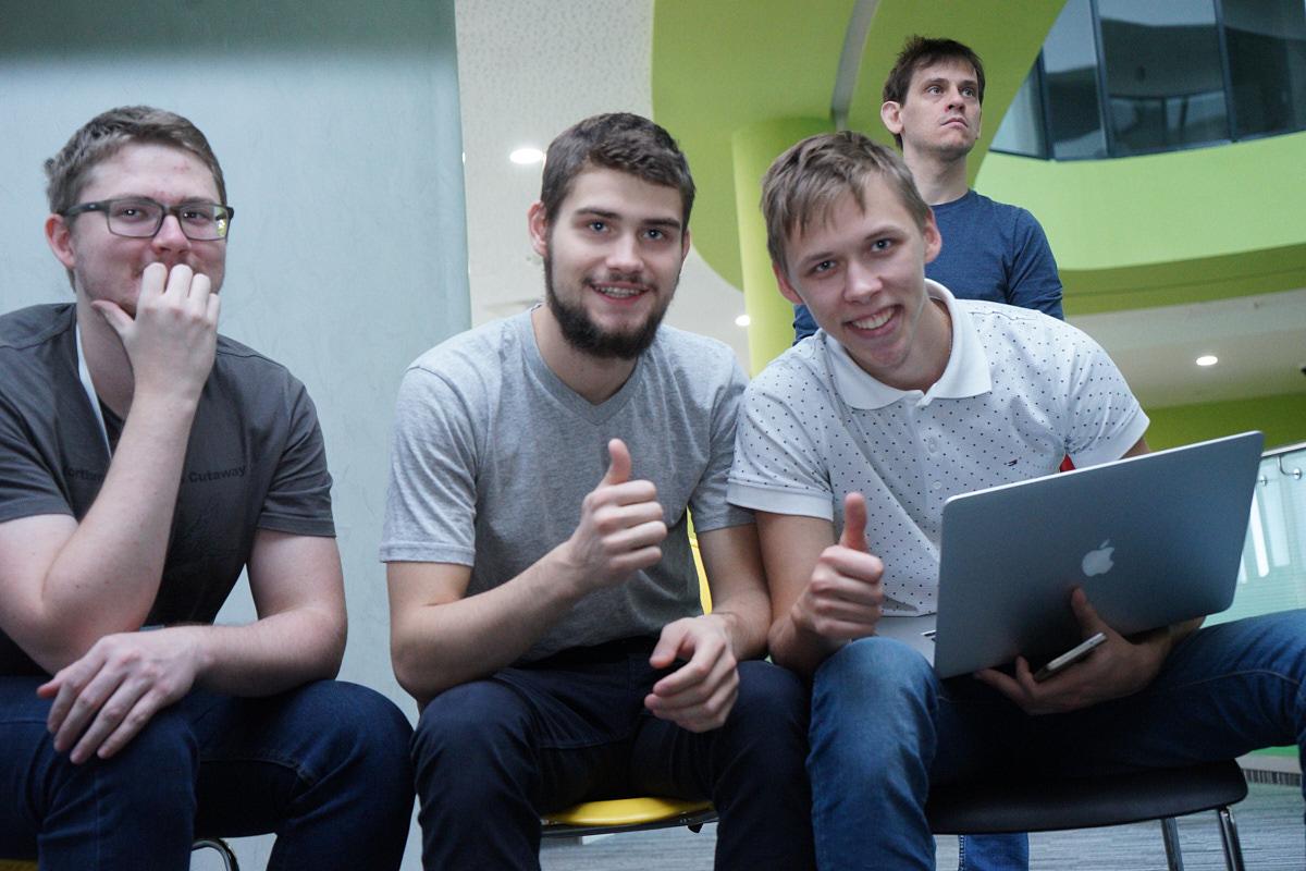 SportPoint: Как мы посетили «Силиконовую долину России» и выиграли 150 000 рублей