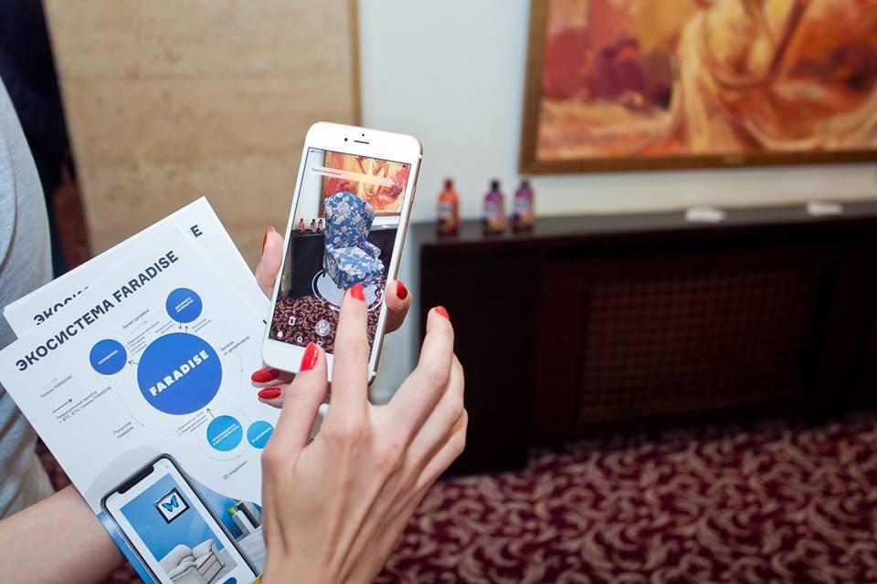 Как собрать всех производителей мебели России в одном приложении и создать шоу-рум в смартфоне