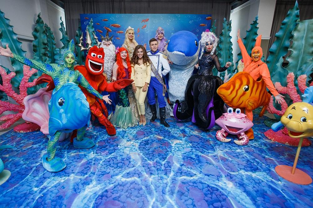 «Наша миссия - показать детям, что их мечты реальны»: история компании«Море Шоу»