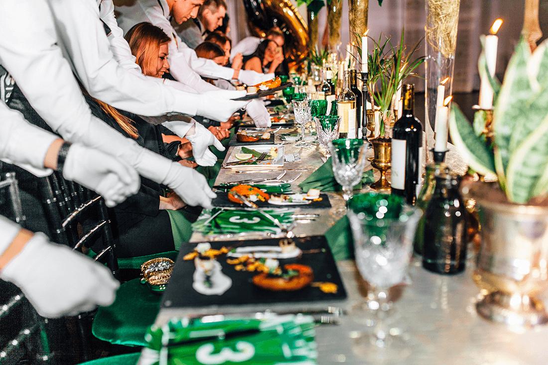 Еда как произведение искусства: история выездного ресторана «Сorso»