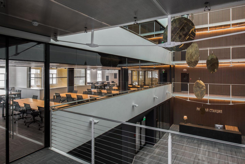 Рабочая Станция запускает первый стартап-кампус в Москве